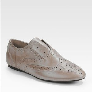 Joie Louie Louie Wingtip Oxford Flats